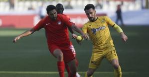 Keçiörengücü: 2 - BtcTurk Yeni Malatyaspor: 2
