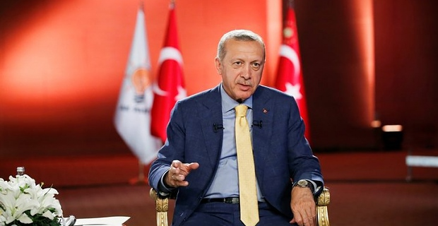 Cumhurbaşkanı Erdoğan 'ilk kez açıklıyorum' dedi ve duyurdu: Kandil'de PKK elebaşlarının toplantı merkezleri vuruldu