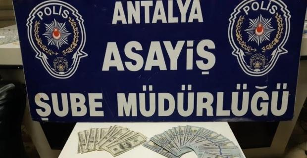 Antalya'da dolandırıcılık iddiası