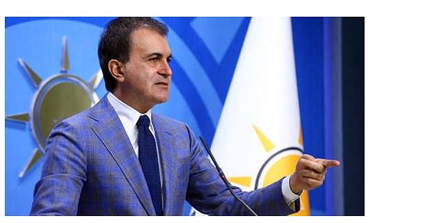 """DÜZELTME - """"AK Parti Sözcüsü Ömer Çelik: (ABD'nin Ankara Büyükelçiliğine ateş açılması) Bir can kaybı veya yaralanma yok. Bu, açık bir provokasyondur."""""""
