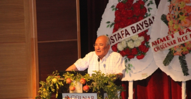Gülnar'da uluslararası bilim ve kültür etkinlikleri başladı