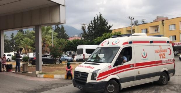 Hatay'da silahlı kavga: 3 ölü, 4 yaralı