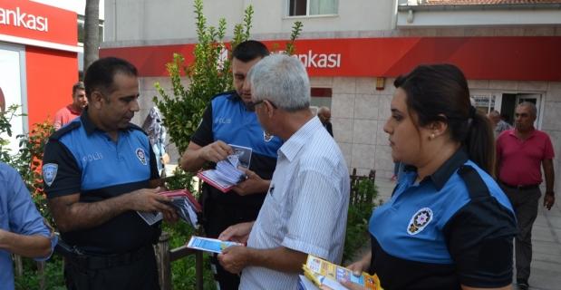 Kozan'da dolandırıcılık uyarısı