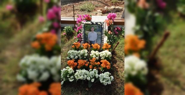 Tarsus'ta trenin çarptığı gencin yaşamını yitirmesi