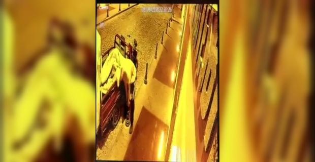 Adana'da hırsızlık iddiası