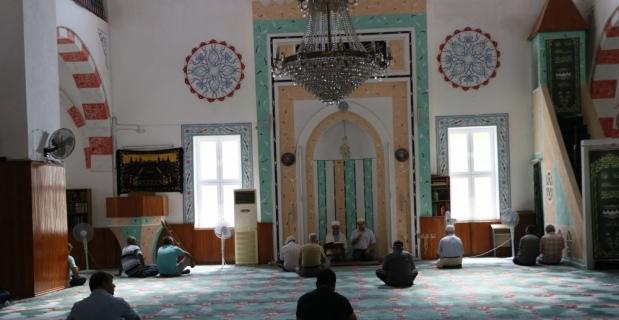 Adana'da şehit ve gaziler için mevlit okutuldu