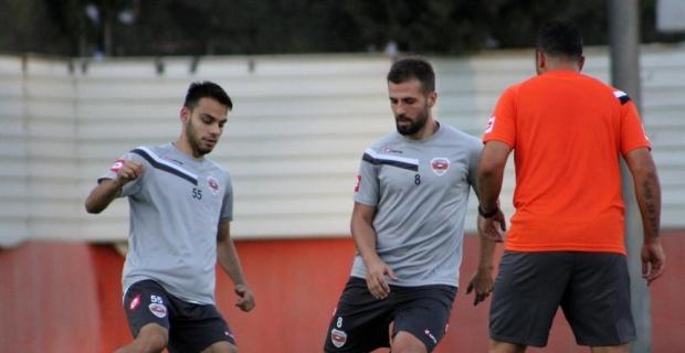Adanaspor, Şile Yıldızspor maçının hazırlıklarına başladı