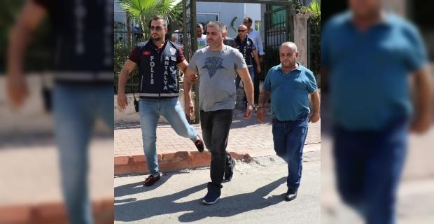 Antalya'da silahlı yaralama şüphelileri yakalandı