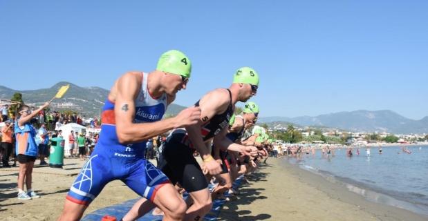 Avrupa Triatlon Kupası tamamlandı