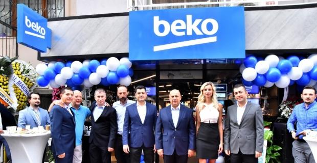 Beko İzmir'de 6 yeni konsept mağaza açtı
