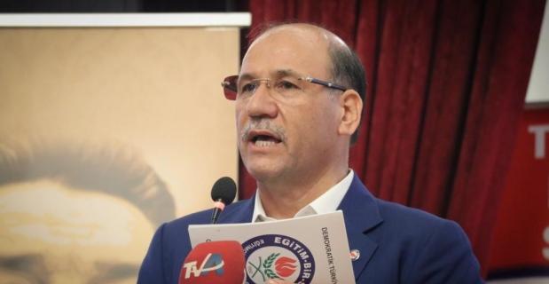 Eğitim-Bir-Sen Adana İl Başkanı Sezer yeniden aday