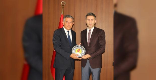 Hataylı gazetecilerden Başsavcı Ataman'a ziyaret