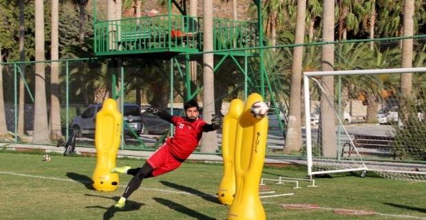 Hatayspor'da Altınordu maçı hazırlıkları