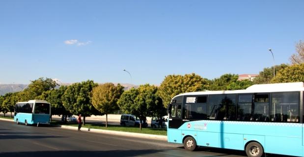 Kahramanmaraş'ta iki halk otobüsü çarpıştı: 7 yaralı