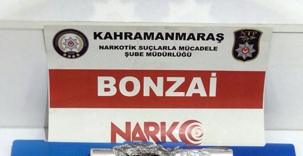 Kahramanmaraş'ta uyuşturucu ve kaçakçılık operasyonu