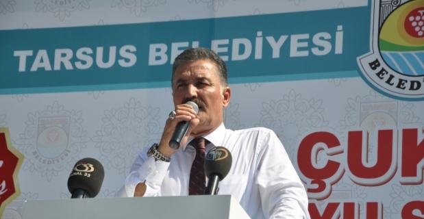 Tarsus'ta Yaşam Boyu Spor Merkezi açıldı