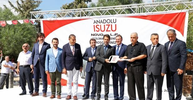 Yeni Isuzu Novociti Life Hatay'da