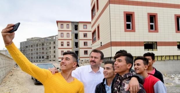 Kahramanmaraş'ta eğitime 50 milyon liralık yatırım