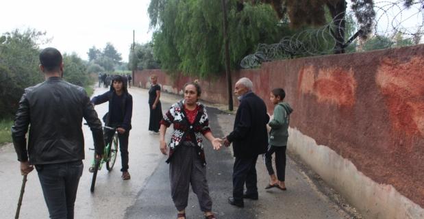 Adana'da taşlı sopalı kavga: 2 yaralı