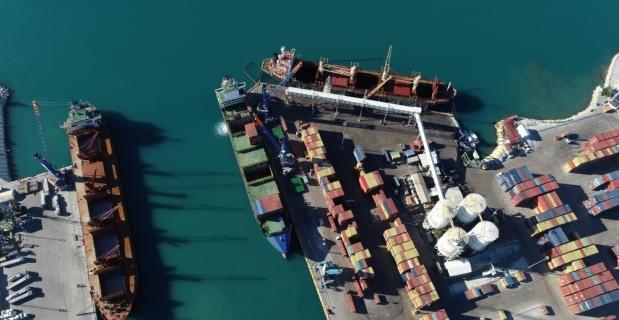 Antalya Limanı'nda Ro-Ro seferleri başlayacak