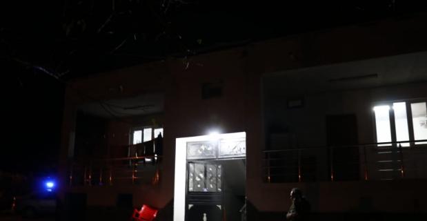 Cinnet getiren baba eşini ve çocuklarını vurdu: 2 ölü, 2 yaralı
