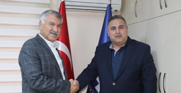 Seyhan Belediye Başkanı Karalar'dan AA'ya ziyaret