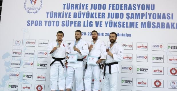 Türkiye Büyükler Judo Şampiyonası