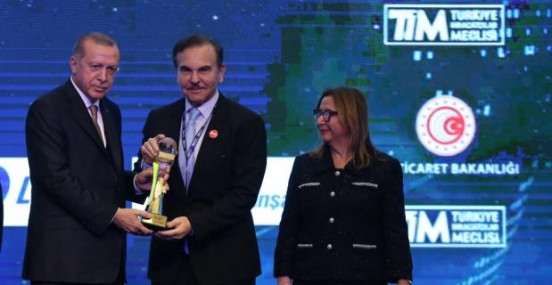 Türkiye'nin 500 Büyük İhracatçısı Ödül Töreni