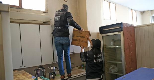 Adana'da asayiş uygulamaları
