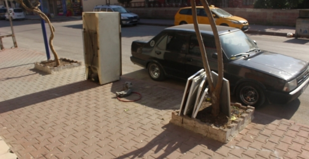 Adana'da tamirciden hırsızlık