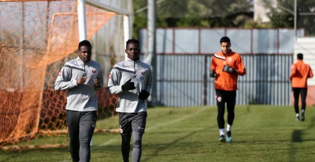 Adanaspor'da Ümraniyespor maçı hazırlıkları
