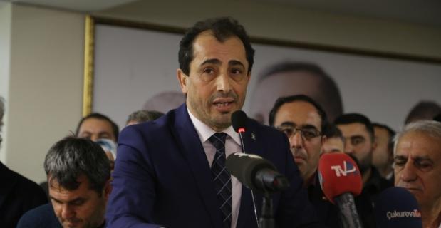 AK Parti Adana'nın 5 ilçesinde adayını açıkladı