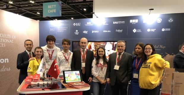 Bahçeşehir Koleji eğitim modelini Londra'da tanıttı