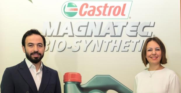 Castrol'den bitkisel bazlı motor yağı