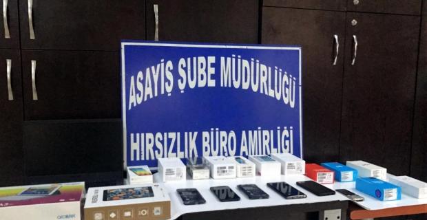 Kahramanmaraş'ta gasp ve hırsızlık operasyonu