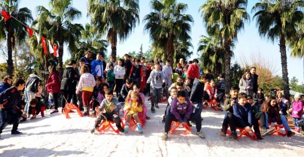 Kepez'de alışveriş ve kar festivali yapılacak