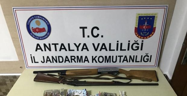Manavgat'ta asayiş olayları