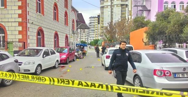 Mersin'de silahlı kavga: 5 yaralı
