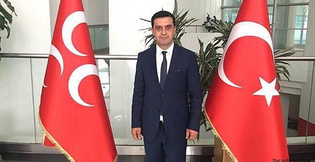 MHP Afşin; Montaj haber açıklaması yaptı.