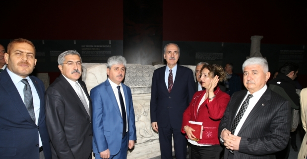 AK Parti Genel Başkanvekili Kurtulmuş, Hatay'da
