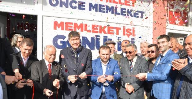Büyükşehir Belediye Başkanı Türel, Akseki'de
