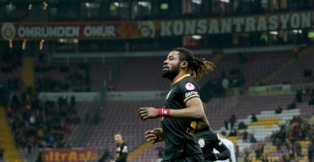Galatasaray-Hatayspor maçından notlar