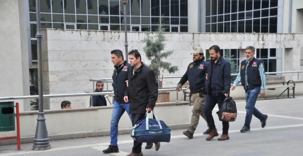 GÜNCELLEME - Osmaniye merkezli 9 ilde FETÖ operasyonu