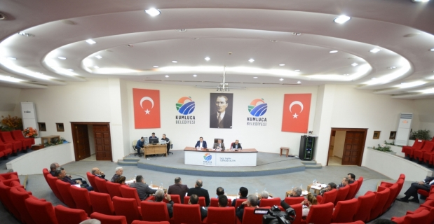 Kumluca Belediyesi Şubat Ayı Olağan Meclis Toplantısı