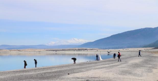 Salda Gölü ve kayak merkezinde hedef, 12 ay turizm