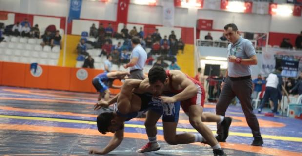 Türkiye 23 Yaş Altı Serbest Güreş Şampiyonası başladı