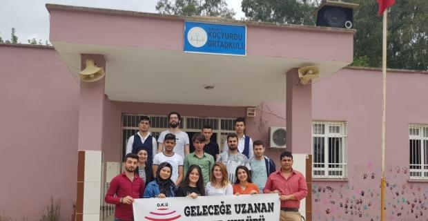 Üniversite öğrencilerinden minik Metehan için yardım kampanyası