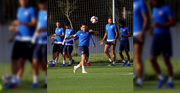 Antalyaspor, Yeni Malatyaspor maçına hazır