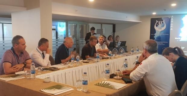 CMAS Bilim Kurulu Antalya'da toplandı