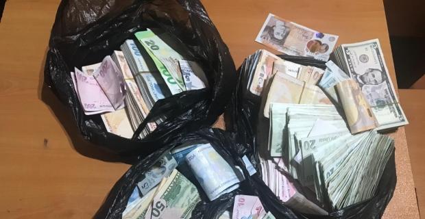 Mersin'de 3 hırsızlık şüphelisi yakalandı
